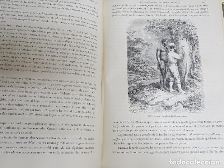 Enciclopedias antiguas: LIBRO TOMO ENCICLOPÉDICO SIGLO XIX AÑO 1884. AMERICA PINTORESCA. 860P. 3,5KG - Foto 7 - 254994160