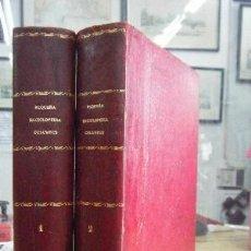 Enciclopedias antiguas: PEQUEÑA ENCICLOPEDIA COLOMBUS. A-ENC-0319-SF-A. Lote 257441525
