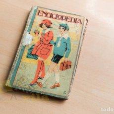 Enciclopedias antiguas: ENCICLOPEDIA CICLICO-PEDAGOGICA - JOSÉ DALMAU CARLES - 1929. Lote 258973395