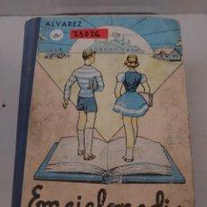 Enciclopedias antiguas: 23026 - ENCICLOPEDIA INTUITIVA, SINTETICA Y PRACTICA - POR ANTONIO ALVAREZ PEREZ - ED. MIÑON - 1964. Lote 264160296