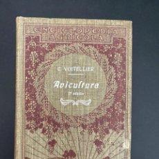 Enciclopedias antiguas: AVICULTURA. C. VOITELLIER. ENCICLOPEDIA AGRICOLA SALVAT. 2ª EDICION. BARCELONA, 1923. PAGS: 572. Lote 270126013