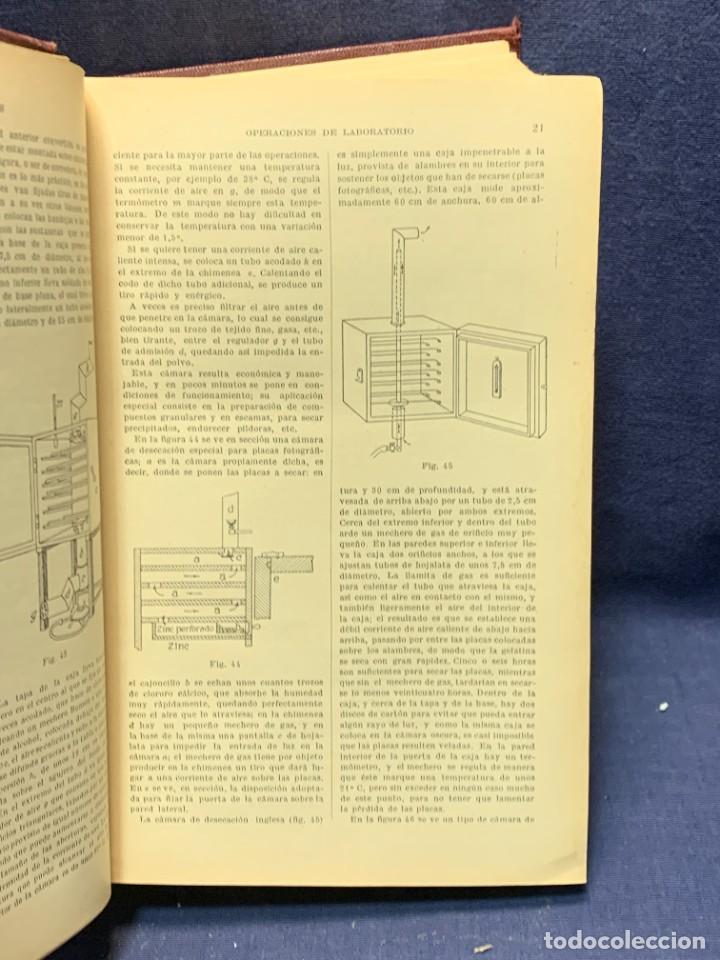 Enciclopedias antiguas: ENCICLOPEDIA RECETARIO INDUSTRIAL HISCOX HOPKINS GUSTAVO GILI 1934 23X16X7CMS - Foto 2 - 283768643