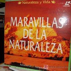 Enciclopedias: 20 LASER DISC DE NATURALEZA Y VIDA, PLANETA. REBAJADO DE 75 A 60€¡¡¡¡¡¡¡¡¡¡. Lote 26696360