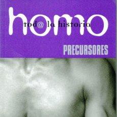 Enciclopedias: HOMO. TODA LA HISTORIA. VOLUMEN 16. PRECURSORES. Lote 13367466