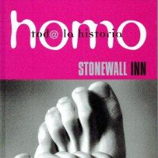 Enciclopedias: HOMO. TODA LA HISTORIA. VOLUMEN 17. STONEWALL INN. Lote 13367506
