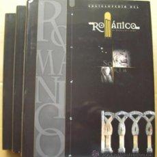 Enciclopedias: ENCICLOPEDIA DEL RÓMANICO DE CASTILLA Y LEÓN.PROVINCIA DE SORIA.TRES TOMOS.. Lote 125198048