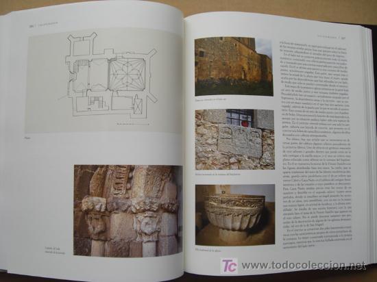 Enciclopedias: ENCICLOPEDIA DEL RÓMANICO DE CASTILLA Y LEÓN.PROVINCIA DE SORIA.TRES TOMOS. - Foto 16 - 125198048
