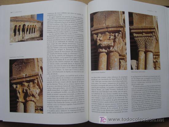 Enciclopedias: ENCICLOPEDIA DEL RÓMANICO DE CASTILLA Y LEÓN.PROVINCIA DE SORIA.TRES TOMOS. - Foto 17 - 125198048