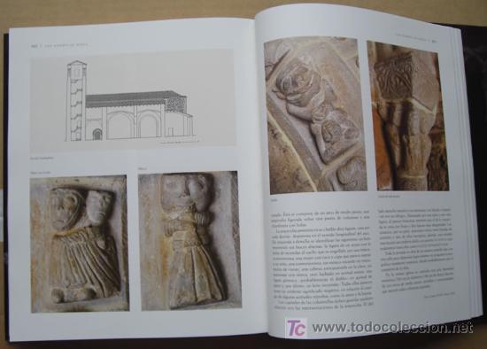Enciclopedias: ENCICLOPEDIA DEL RÓMANICO DE CASTILLA Y LEÓN.PROVINCIA DE SORIA.TRES TOMOS. - Foto 6 - 125198048