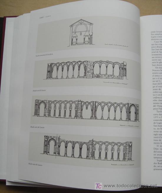 Enciclopedias: ENCICLOPEDIA DEL RÓMANICO DE CASTILLA Y LEÓN.PROVINCIA DE SORIA.TRES TOMOS. - Foto 9 - 125198048