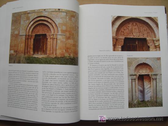 Enciclopedias: ENCICLOPEDIA DEL RÓMANICO DE CASTILLA Y LEÓN.PROVINCIA DE SORIA.TRES TOMOS. - Foto 19 - 125198048