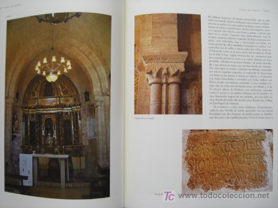 Enciclopedias: ENCICLOPEDIA DEL RÓMANICO DE CASTILLA Y LEÓN.PROVINCIA DE SORIA.TRES TOMOS. - Foto 12 - 125198048