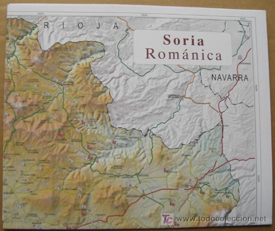 Enciclopedias: ENCICLOPEDIA DEL RÓMANICO DE CASTILLA Y LEÓN.PROVINCIA DE SORIA.TRES TOMOS. - Foto 10 - 125198048