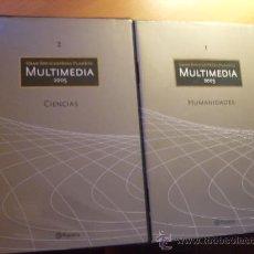 Enciclopedias: GRAN ENCICLOPEDIA PLANETA MULTIMEDIA CIENCIAS - HUMANIDADES . 10 CD ( LE3). Lote 28525370