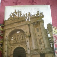 Enciclopedias: ENICLOPEDIA DE ANDALUCÍA VIII TOMOS. Lote 41730359
