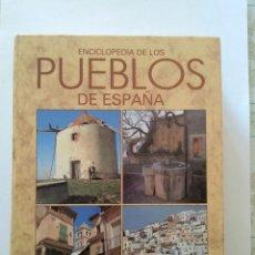 Enciclopedias: ENCICLOPEDIA DE LOS PUEBLOS DE ESPAÑA. DIARIO 16 (NUEVO). Lote 47940380