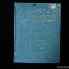 Enciclopedias: FAUNA MUNDIAL, ANIMALES EN PELIGRO - PRECINTADO. Lote 56894664