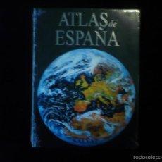 Enciclopedias: ATLAS DE ESPAÑA - PRECINTADO. Lote 56895072