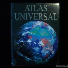 Enciclopedias: ATLAS UNIVERSAL - PRECINTADO. Lote 56895118
