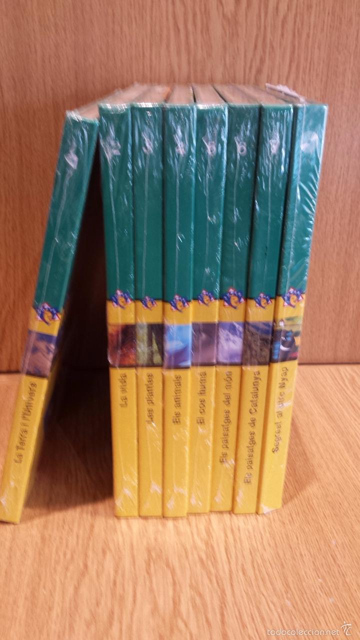 Enciclopedias: SUPER É. ENTORN VISUAL. TOMOS 1 A 7 + DVD / PRECINTADOS. - OCASIÓN. - Foto 2 - 57508929