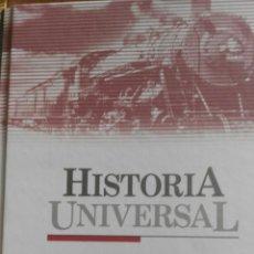 Enciclopedias: HISTORIA UNIVERSAL