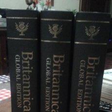 Enciclopedias: TOMOS DE LA ENCICLOPEDIA BRITANICA. Lote 77463825