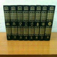 Enciclopedias: ENCICLOPEDIA ACTA 2000 EN BUEN ESTADO COMPLETA. Lote 78419497