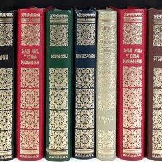 Enciclopedias: BIBLIOTECA DE LOS GRANDES CLÁSICOS. 11 TOMOS(VER DESCRIP). VV. AA. EDIC. MAIL IBERICA. 1968.. Lote 80192129