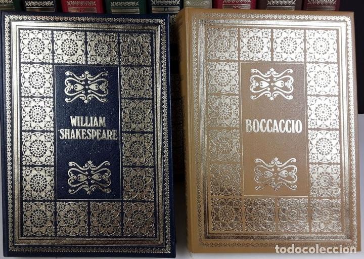 Enciclopedias: BIBLIOTECA DE LOS GRANDES CLÁSICOS. 11 TOMOS(VER DESCRIP). VV. AA. EDIC. MAIL IBERICA. 1968. - Foto 2 - 80192129
