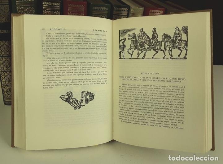 Enciclopedias: BIBLIOTECA DE LOS GRANDES CLÁSICOS. 11 TOMOS(VER DESCRIP). VV. AA. EDIC. MAIL IBERICA. 1968. - Foto 7 - 80192129