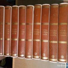 Enciclopedias: HISTORIO UNIVERSAL DEL PLANETA 12 LIBROS. Lote 81133278