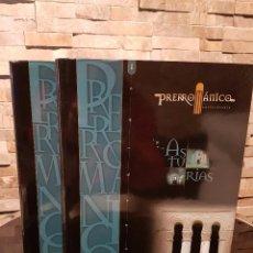 Enciclopedias: ENCICLOPEDIA DEL ROMÁNICO DE ASTURIAS - PRERROMÁNICO DE ASTURIAS - 2 TOMOS. Lote 85041208