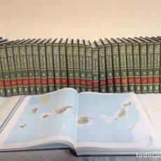 Enciclopedias: ENCICLOPEDIA ESPASA Y ATLAS. Lote 85622960