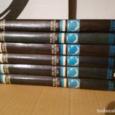 Enciclopedias: JACQUES COUSTEAU LOS SECRETOS DEL MAR.6 TOMOS 270 PAGINAS. Lote 86219860