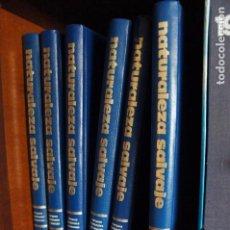 Enciclopedias: EN PERFECTO ESTADO. FAUNA SALVAJE.PRECIOSAS FOTOGRAFÍAS EN PAPEL COUCHÉ , DESCRIPCIONES EXCELENTE.. Lote 87507008