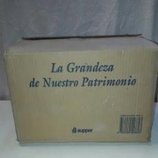 Enciclopedias: LA GRANDEZA DE NUESTRO PATRIMONIO LA GRANDEZA DE NUESTRO PATRIMONIO 8 TOMOS SIN ESTRENAR. Lote 88876587
