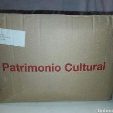 Enciclopedias: COLECCION PATRIMONIO CULTURAL PLAZAS,BALNEARIOSYFIESTASDE ESPAÑA EDICIONES CULTURAL EDICION ESPECIAL. Lote 88968287
