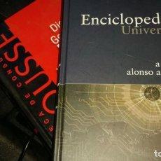Enciclopedias: ENCICLOPEDIA UNIVERSAL DE SALVAT. Lote 90138384