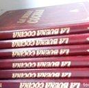 Enciclopedias: LA BUENA COCINA, EDICIONES RUEDA 1991, 6 TOMOS, LIBROS RECETAS. Lote 90457474