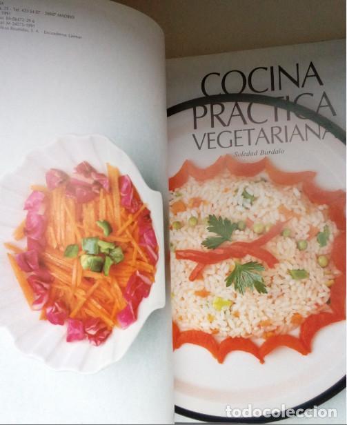 Enciclopedias: LA BUENA COCINA, EDICIONES RUEDA 1991, 6 TOMOS, LIBROS RECETAS - Foto 6 - 90457474