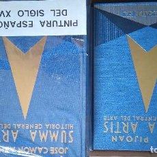 Enciclopedias: SUMA ARTIS. Lote 93777435