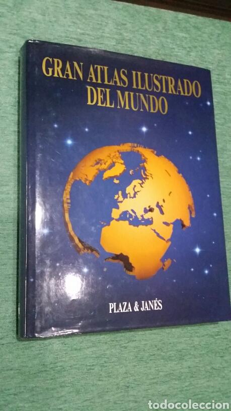 GRAN ATLAS ILUSTRADO (Libros Nuevos - Diccionarios y Enciclopedias - Enciclopedias)