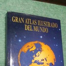 Enciclopedias: GRAN ATLAS ILUSTRADO. Lote 95148458