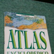 Enciclopedias: ATLAS ENCICLOPÉDICO. Lote 95148958