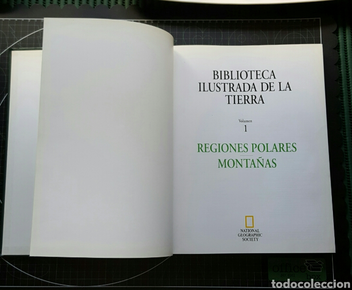 Enciclopedias: Enciclopedia Biblioteca Ilustrada de la Tierra-National Geographic/Completa - Foto 2 - 95212215