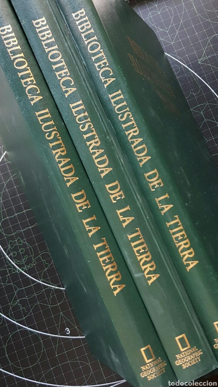 Enciclopedias: Enciclopedia Biblioteca Ilustrada de la Tierra-National Geographic/Completa - Foto 5 - 95212215