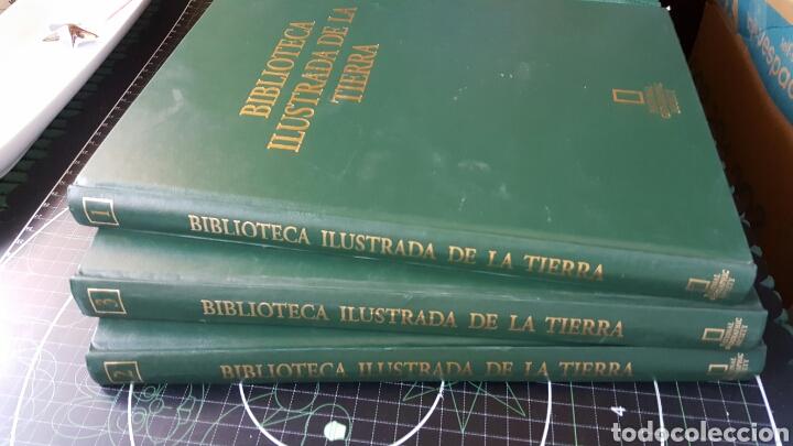 Enciclopedias: Enciclopedia Biblioteca Ilustrada de la Tierra-National Geographic/Completa - Foto 6 - 95212215