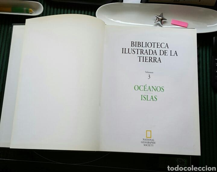 Enciclopedias: Enciclopedia Biblioteca Ilustrada de la Tierra-National Geographic/Completa - Foto 7 - 95212215