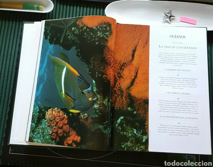 Enciclopedias: Enciclopedia Biblioteca Ilustrada de la Tierra-National Geographic/Completa - Foto 9 - 95212215