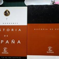 Enciclopedias: ENCICLOPEDIA HISTORIA DE ESPAÑA - ESPASA-1997 - DIRECCIÓN JAVIER TUSELL, VARIOS AUTORES/COMPLETA. Lote 92717317